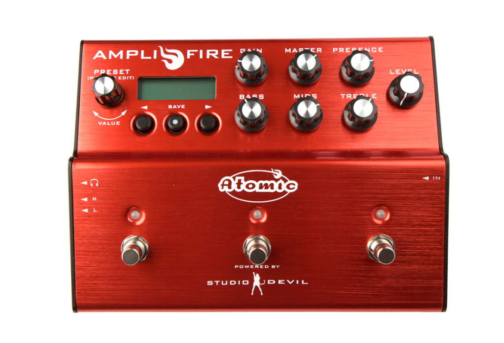 Amplifire Pedal By Atomic Amps