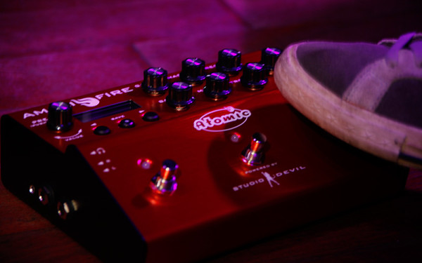 Amplifire Pedal by Atomic Amps and Studio Devil