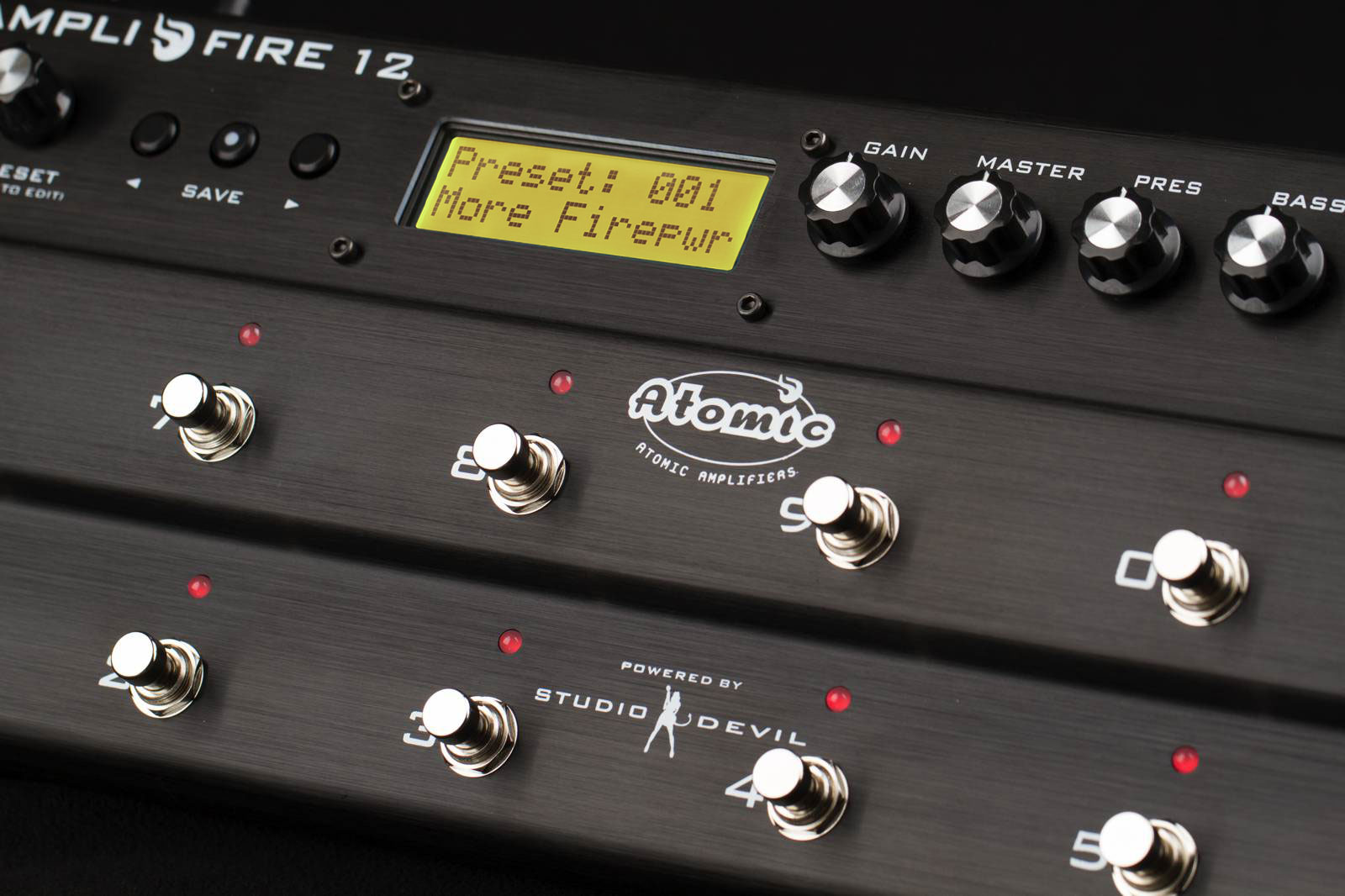 AmpliFire 12 by Atomic Amps