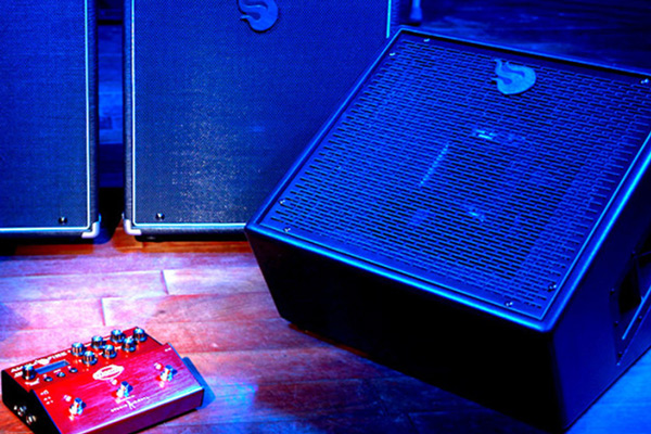 CLR Active and Passive FRFR Monitors by Atomic Amps